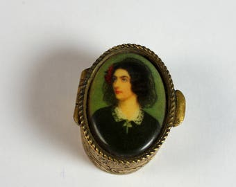 Reserved for Jennifer Portrait Mini Box