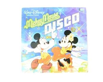 Mickey Mouse Disco - Disney - Vinyl Album