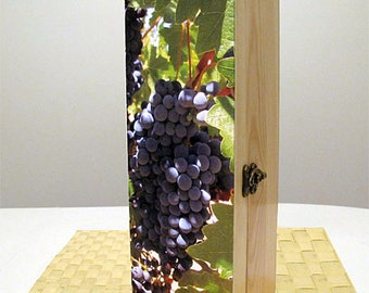 Presentation wine boxes featuring images of the Barossa Valley!