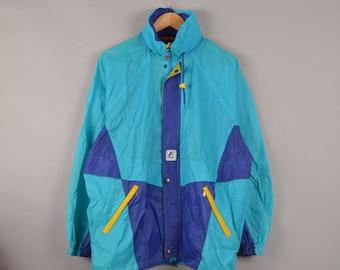 vintage k-way parka jacket, vintage parka, vintage windbreaker, rain jacket, rain coat, k-way rain jacket, k-way jacket, k-way clothing