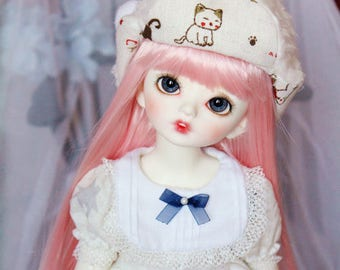 Cozy Kitten Dress Set | MSD, Baby Mini | BJD Clothing
