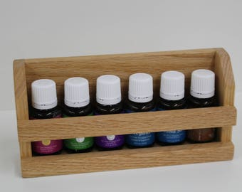 Small Essential Oil Rack