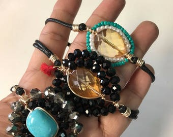 Wire Hand Made Bracelet