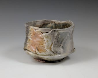 Wood Fired Chawan Tea Bowl