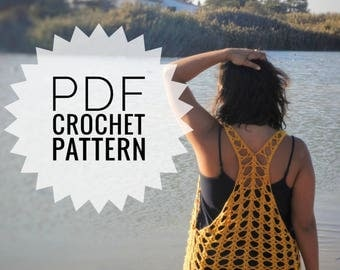 The Wild Vera Vest Crochet Pattern