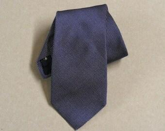 Vintage Profuomo pure silk necktie