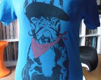 VTG T-shirt yes i'm french!