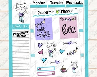 You're Magical --- Planner Stickers --- 632