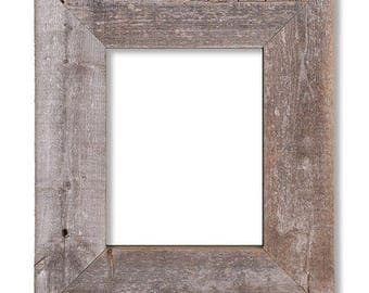 barnwood frame 11 x 14 old barn wood recycled repurposed reused upcycled reclaimed - Barnwood Frames