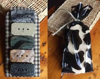 Full Set Camo Tin gift pack