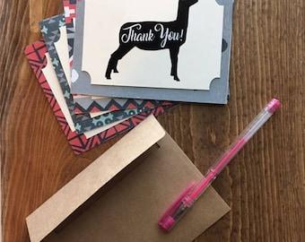 Lamb, Show Lamb, Show Sheep, Lamb Thank You Card, Show Lamb Card, Lamb Buyer, 4-H Buyer, FFA Buyer, Livestock Thank You Card, Thank You Card