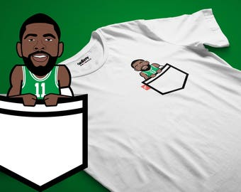 Kyrie Irving Fauxket Tee (Boston Edition)