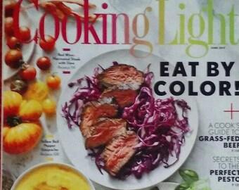 Cooking Light - June 2017 - Magazine