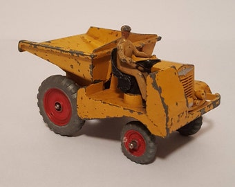 1950's Dinky Supertoys Muir-Hill Dumper #562 Meccano Ltd. England