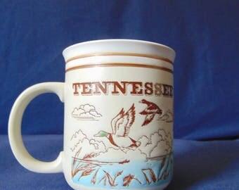 Tennessee Mug, State of Tennessee Mug