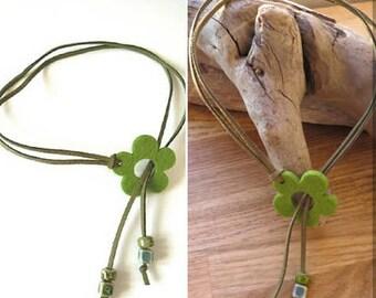 Necklace lace 17526