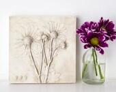 Handmade Birth Flower Til...