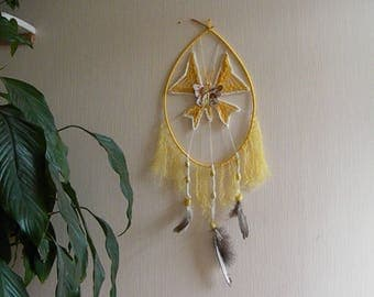 BUTTERFLY DREAMCATCHER (dream catcher)