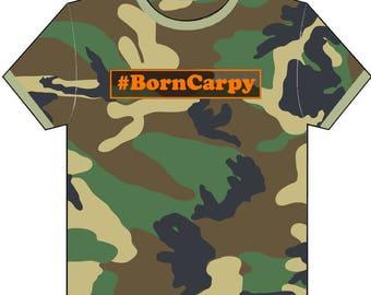 BornCarpy kids Tee