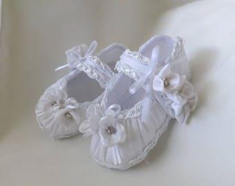 Zapatos de bautizo, Baptism shoes, Christening shoes, Baby Shoes