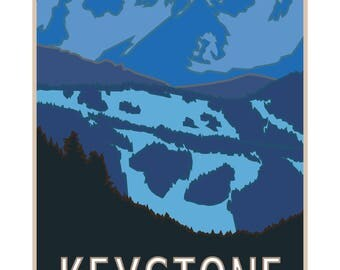 Keystone Colorado Poster