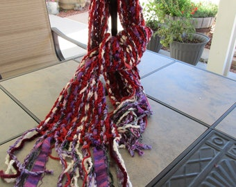 Woven Handmade Scarf