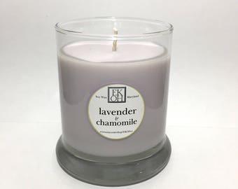 12 oz. Lavender & Chamomile Tumbler Jar
