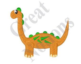 Dinosaur - Machine Embroidery Design