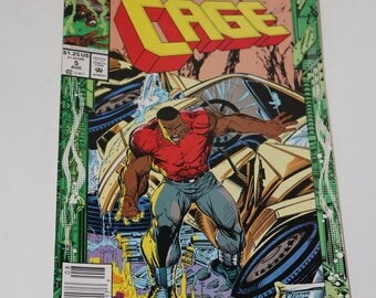 CAGE 5 Comic Book Vintage 1993 Marvel