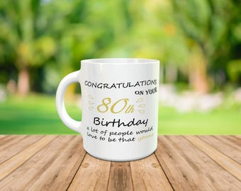 Happy Birthday, Personalised mug, Design your own mug, Photo mug, Your photo, text, image, Custom Cup