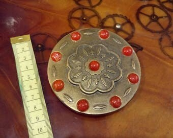 Boucle de ceinture vintage baroque// Barrocco vintage belt buckleythu