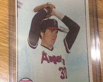 Nolan Ryan - 1979 Topps Card  - Angels