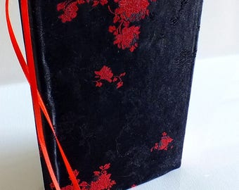 Fabric Covered Hardcover Journal