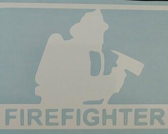 Fire Fighter Pride