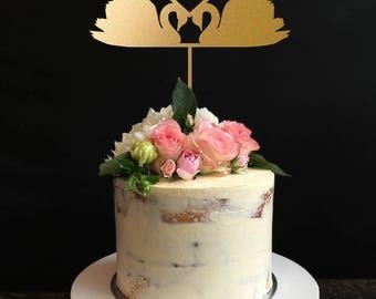 Mr and Mrs Cake Topper, Wedding Cake Topper, Custom Wedding Cake Topper