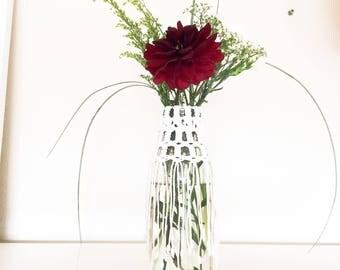Vase, macrame, ambience, home decor,