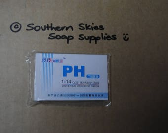 pH Tester Kit - Litmus Paper Kit - FREE Postage Australia Wide - International Shipping Available