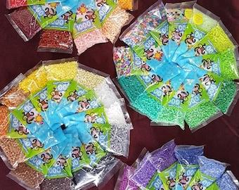Beads 5 mm beads (1000 beads bag)