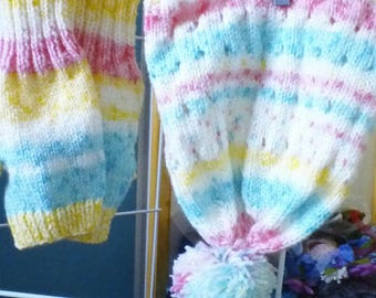 Child's   Hat & mitts
