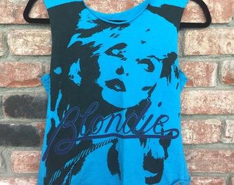 Blondie Screenprint T-Shirt Tank