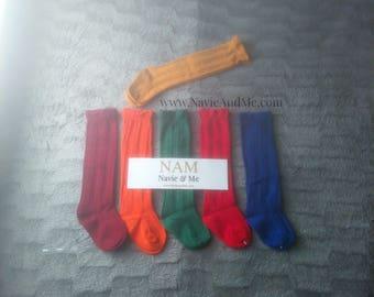 Baby Knee high Socks | Toddler Knee High Socks | Boot Socks | Over The Knee Socks | Thigh High Socks |Baby Shower Gift | Toddler Boot SOCKS