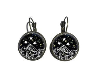 Night Court Earrings, ACOMAF