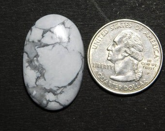 Amazing Howlite gemstone Cabochons Very Gorgeous looking Excellent Quality Natural handmade Gemstone Top quality loose 26.20cts (30x20x5)mm