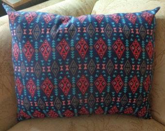 Native American Diamond Pillow