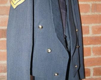 Vintage RAF mess dress uniform