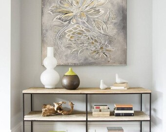 Large Abstract Print  Painting Abstract Print Modern Wall Art Wall Decor Abstract Painting Print On Canvas by Julia Kotenko
