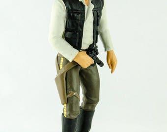 "Super Rare Vintage 1993 Star Wars Lucasfilm Han Solo 10"" Statue"