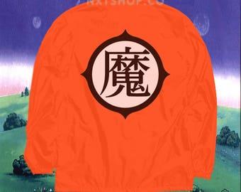 Evil Kanji Jacket (Orange)