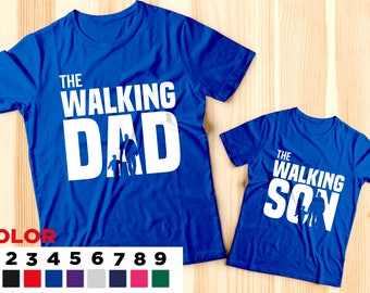 Dad and son shirts, father and son matching, dad and son matching shirts, father and son shirts, Father and son gift shirts, daddy and me