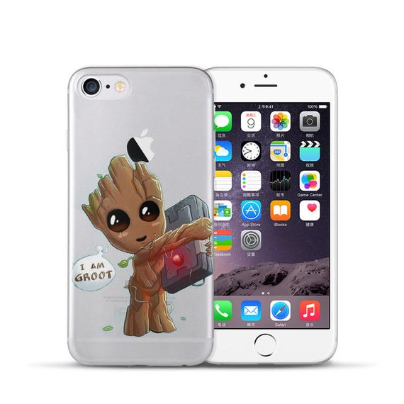 Guardians Of The Galaxy Iphone  Plus Case